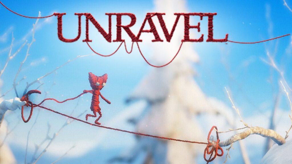 Unravel screen